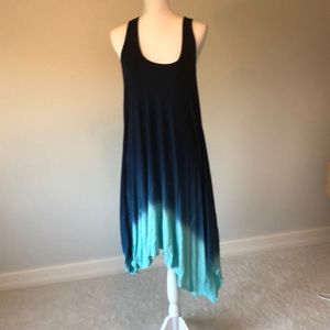 Ombred dress
